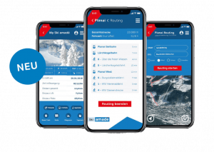Ski Amade App