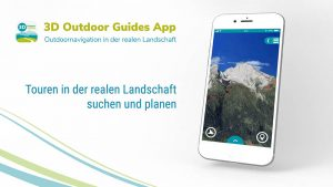 Outdoor Guides App 2019