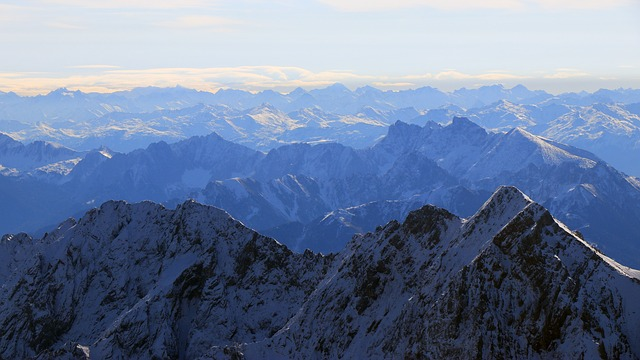 Zugspitze Wanderung