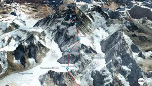 Livetracking am Mount Everest