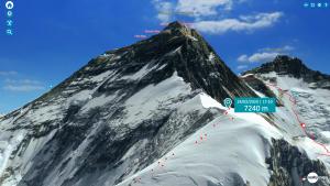 Jost Kobusch am Mount Everest