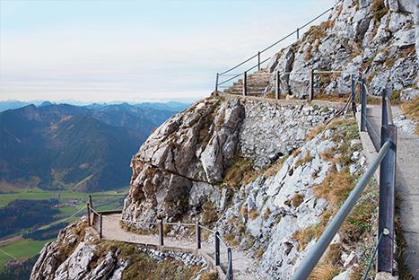Wendelstein Geologieweg