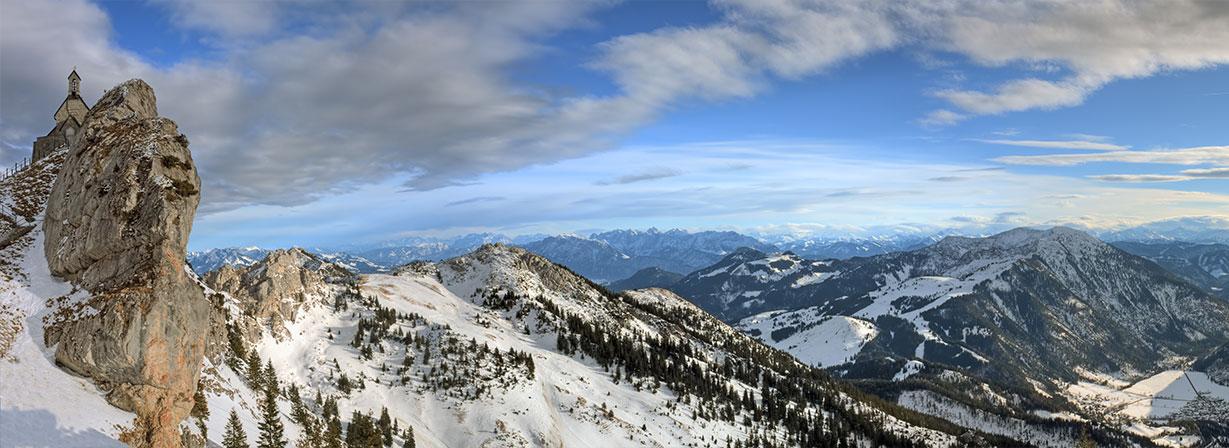 Winterwandern Wendelstein